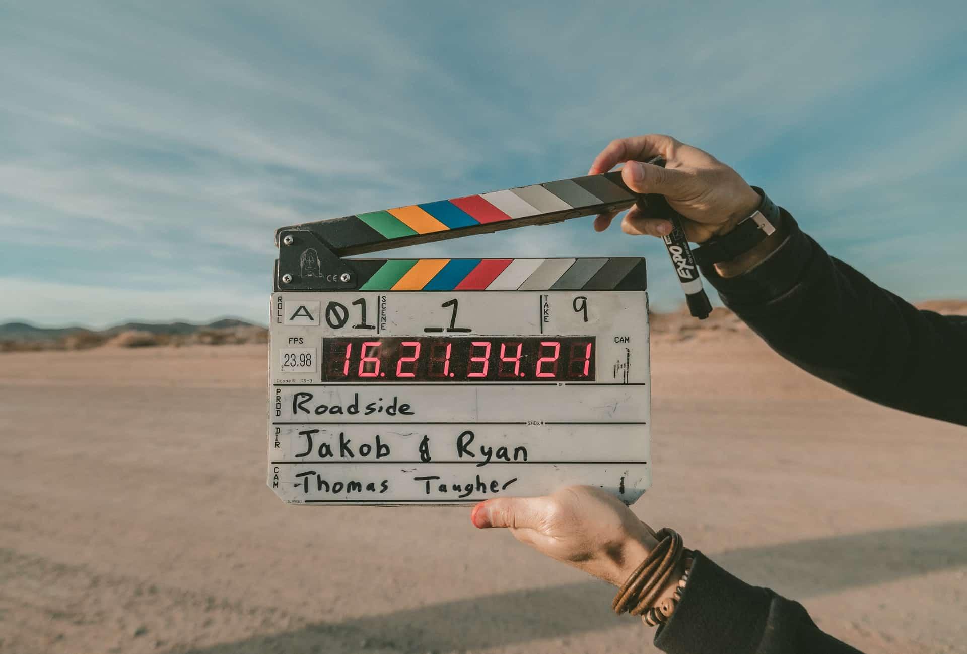 digital picture frame video