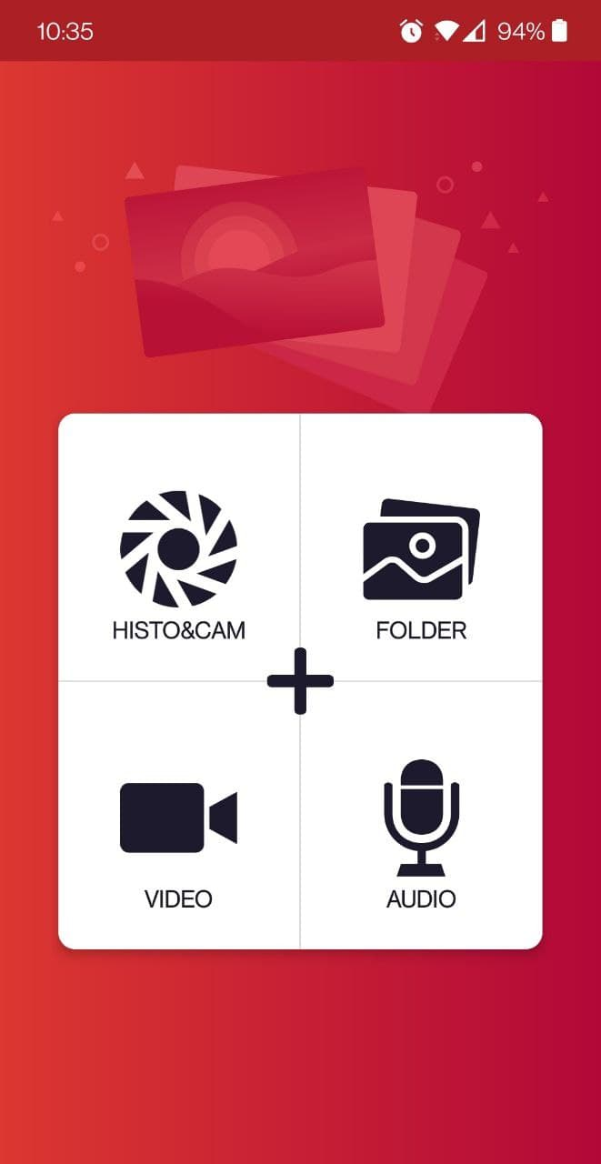 Pix-Star Snap mobile app screenshot