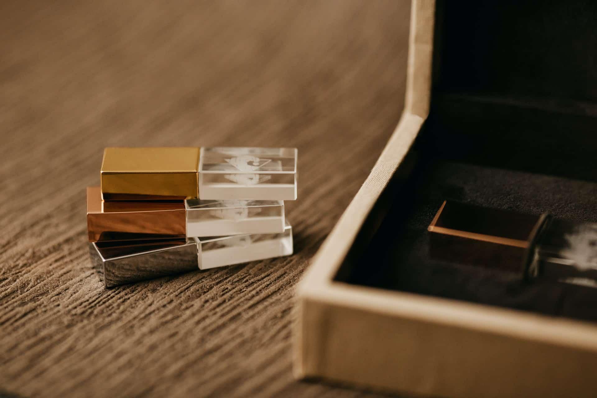 moldura fotográfica digital USB