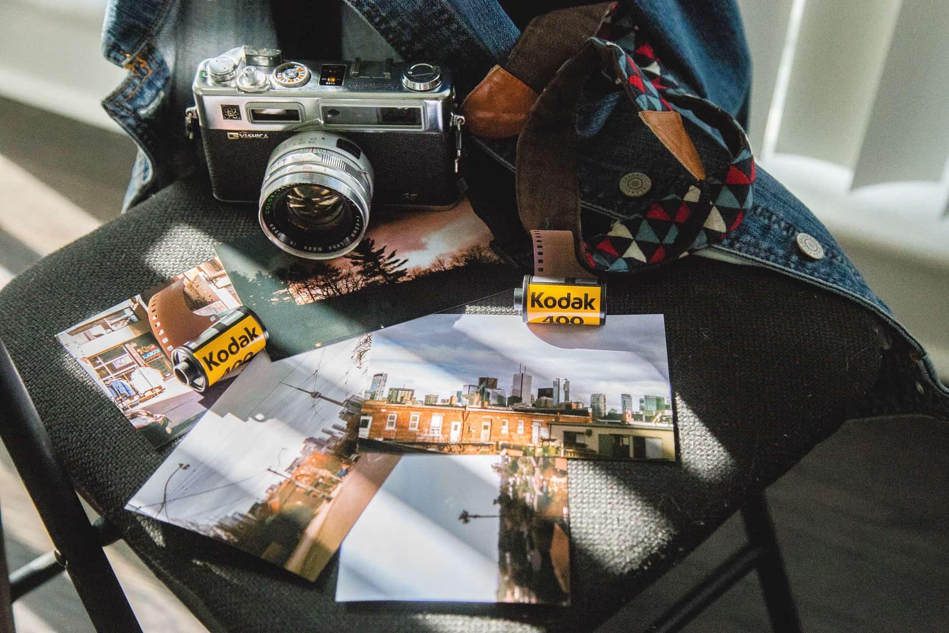Kodac digital photo frames