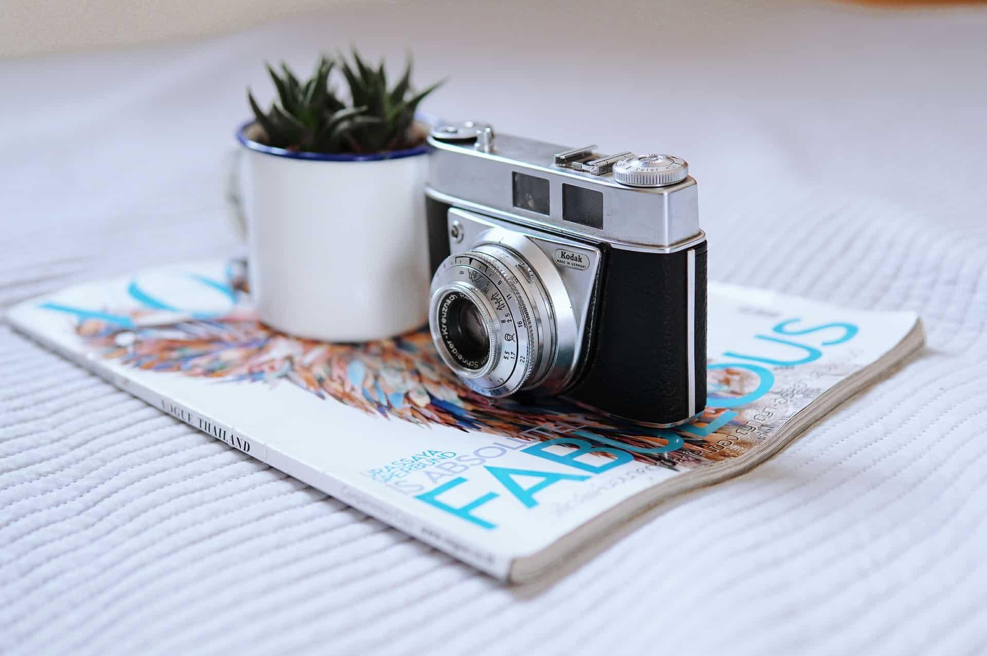 Kodack digital photo frames