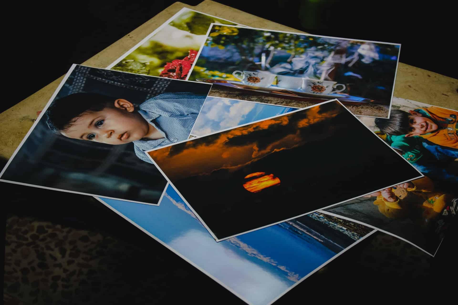 digital wall frames