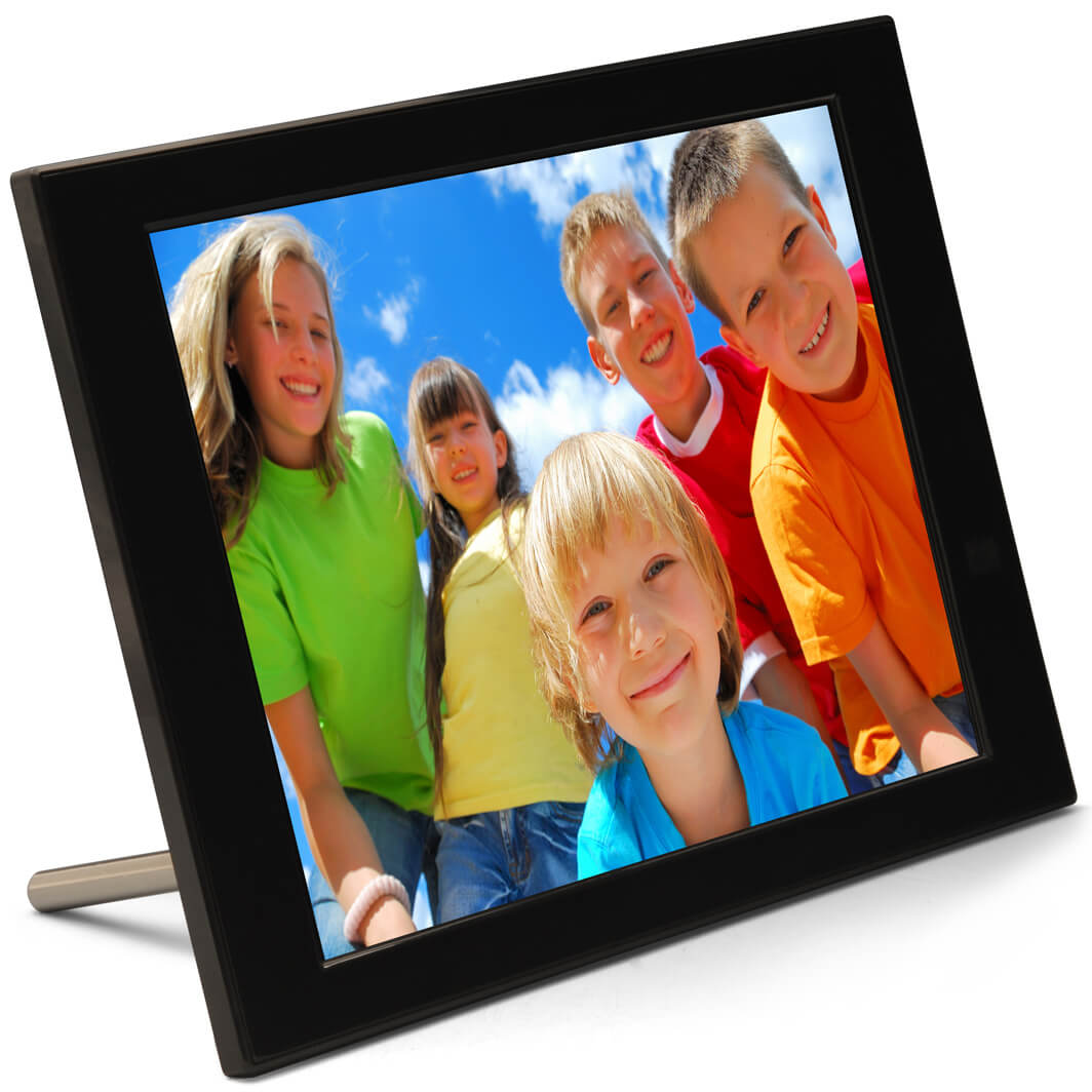 Pix-Star PXT510WR02 10.4 Inch  Digital Picture Frame with Wi-Fi, Email, UPnP-Black at Sears.com